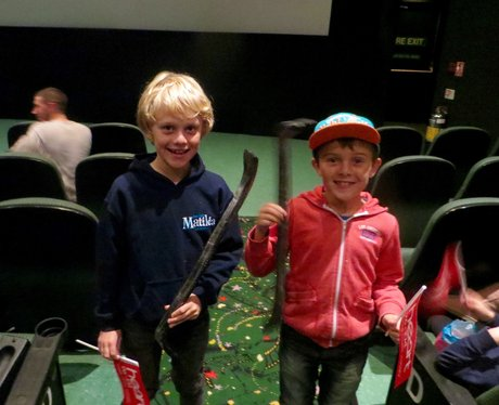 Home Alone Screening - Stevenage 2015