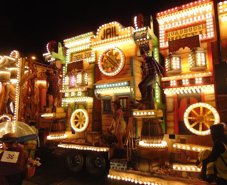 Heart Angels: Weston Super Mare Carnival 13.