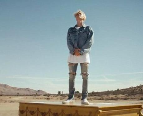 Justin Bieber 'Purpose'