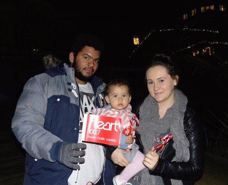 Launch of Birmingham's Christmas Market!