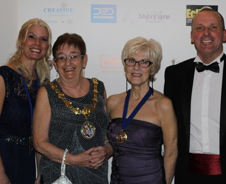 Heart Angels at North West Pride Awards