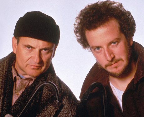 Then and Now Home Alone Joe Pesci and Daniel Stern