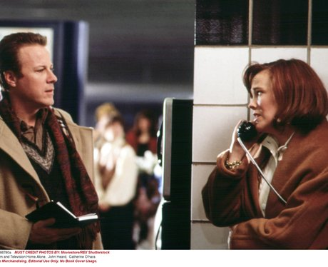Then and Now Home Alone John Heard