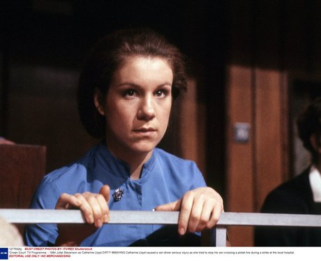 Then and Now juliet Stevenson