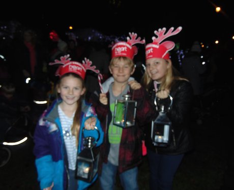 Heart Angels: Bath Christmas Lights 19.11.15