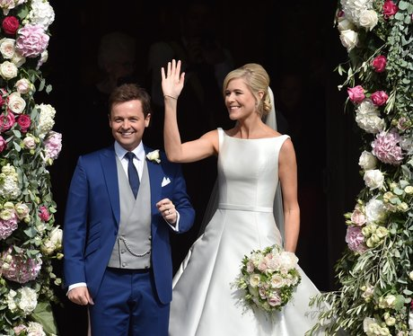 Declan Donnelly Marriage