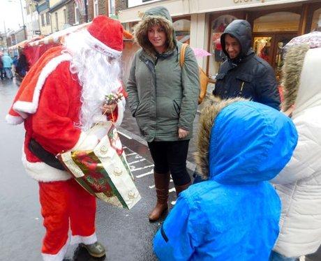 Bargoed Christmas Market 2015