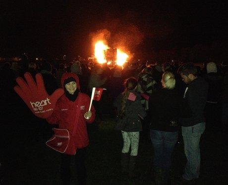 Bryn-Y-Grog Fireworks 2015