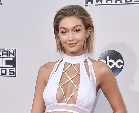 Gigi Hadid American Music Awards 2015