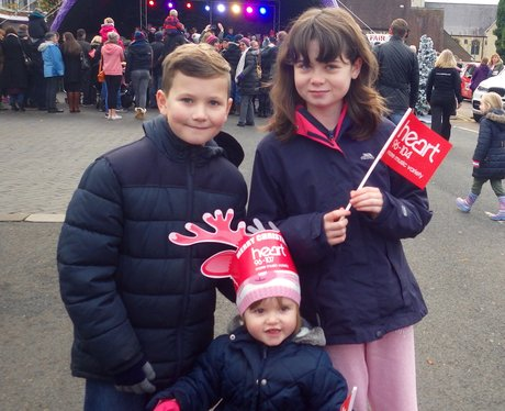 Harpenden Christmas Light Switch On 2015