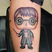 Image 2: Harry Potter tattoo