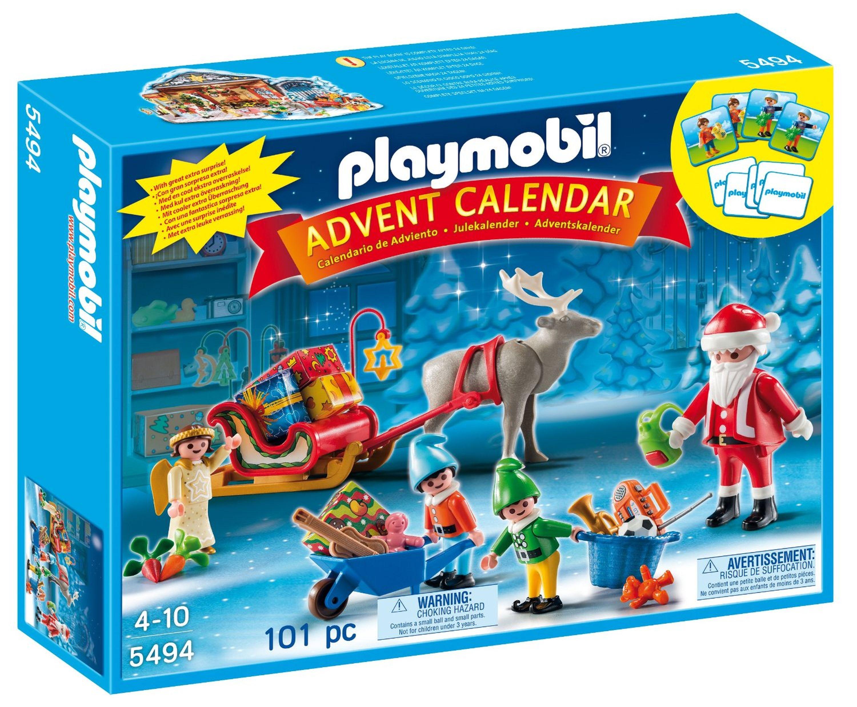 non choc advent calendars