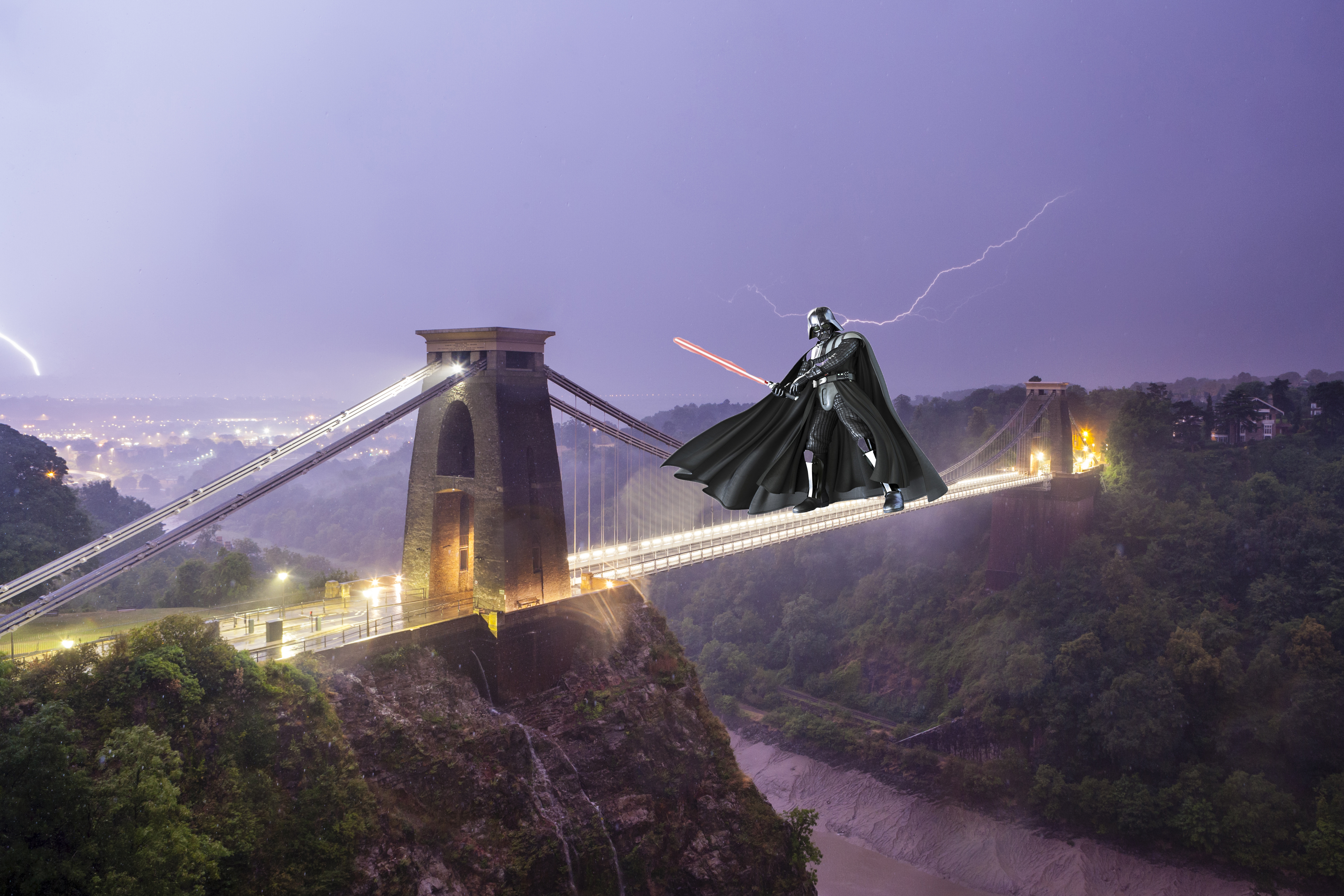 Star Wars in the West Country