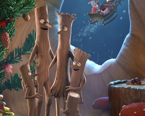 Stick Man Christmas TV
