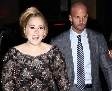 Adele and Van Der Veen