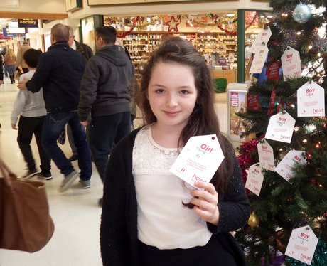 Harpur Centre Wishing Tree - 28th November 2015