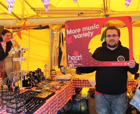 Heart Angels: Darlington Chirstmas Markets - Part