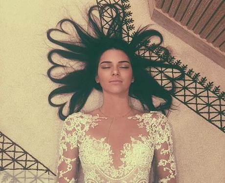Kendall Jenner Beautiful Instagram