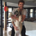 Image 2: Liam Hemsworth with Rescue Dog