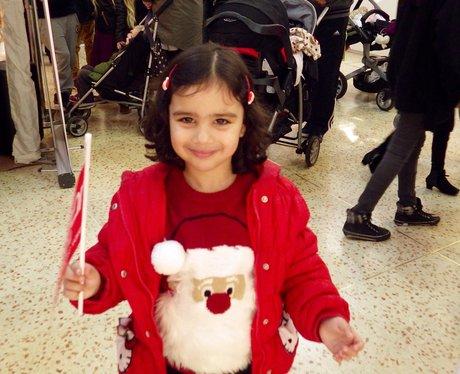 Luton Christmas Light Switch On 2015