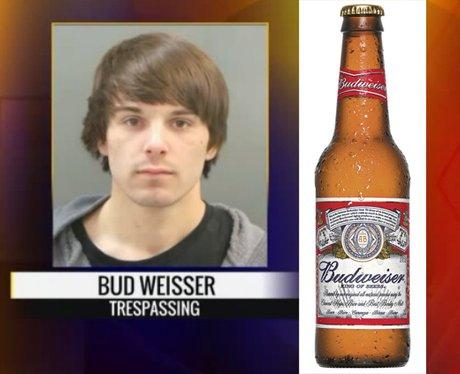 Bud Weisser mugshot Youtube