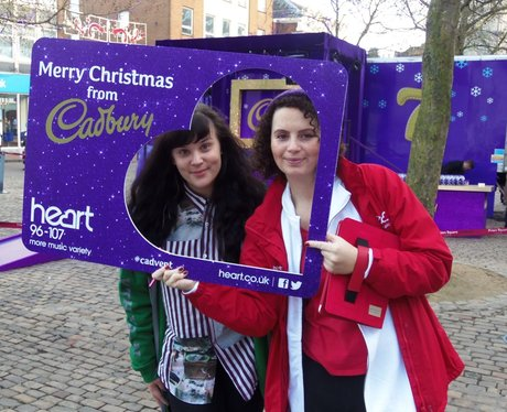 Cadbury's Christmas Choir