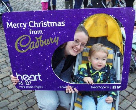 Cadbury's Christmas Choir