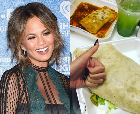 Celebrity pregnancy food cravings