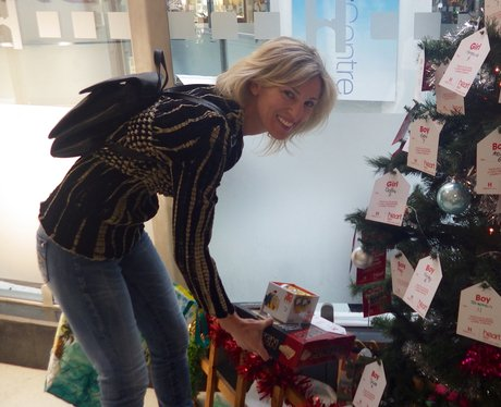 Harpur Centre Wishing Tree - 6th December 2015