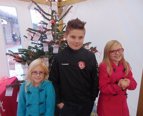 Heart Angels: Clarks Village 5.12.15 Christmas Che