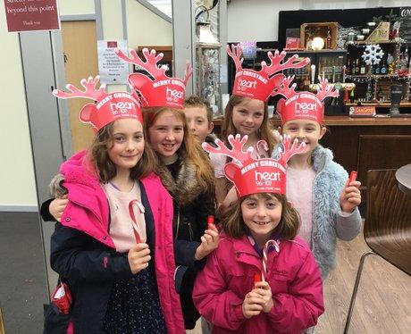 Heart Angels at Brighton Pavillion Ice Rink