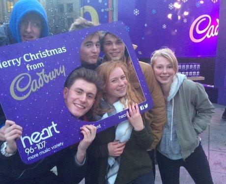Cadbury Pics