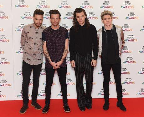 One Direction BBC Music Awards
