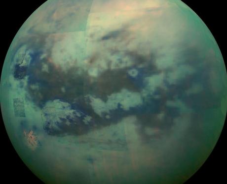 Titan the moon