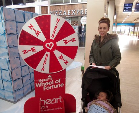 Whittlebury Hall Wheel of Fortune 2015