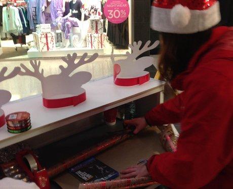 Bangor Christmas Wrapping
