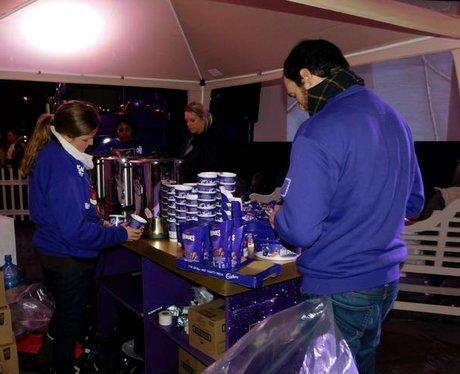 Cadbury's Christmas Cadvent Cardiff!