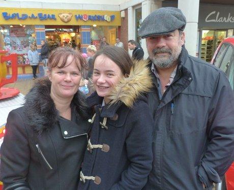 Culver Square At Christmas