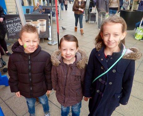 Festive Fun Day at Harlow Water Gardens