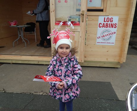 Heart Angels at Eastbourne Christmas Market