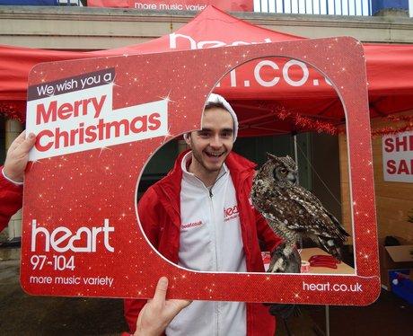 Heart Angels at Eastbourne Christmas Market
