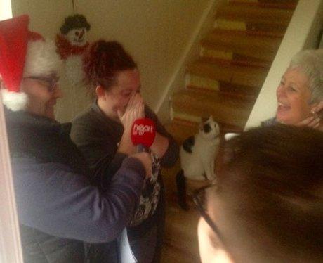 Hearts Christmas Carma's Winner Revealed!