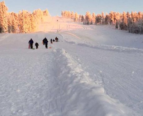 Heart Lapland
