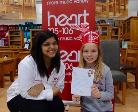 Letters to Santa With What Stores Caerphilly!