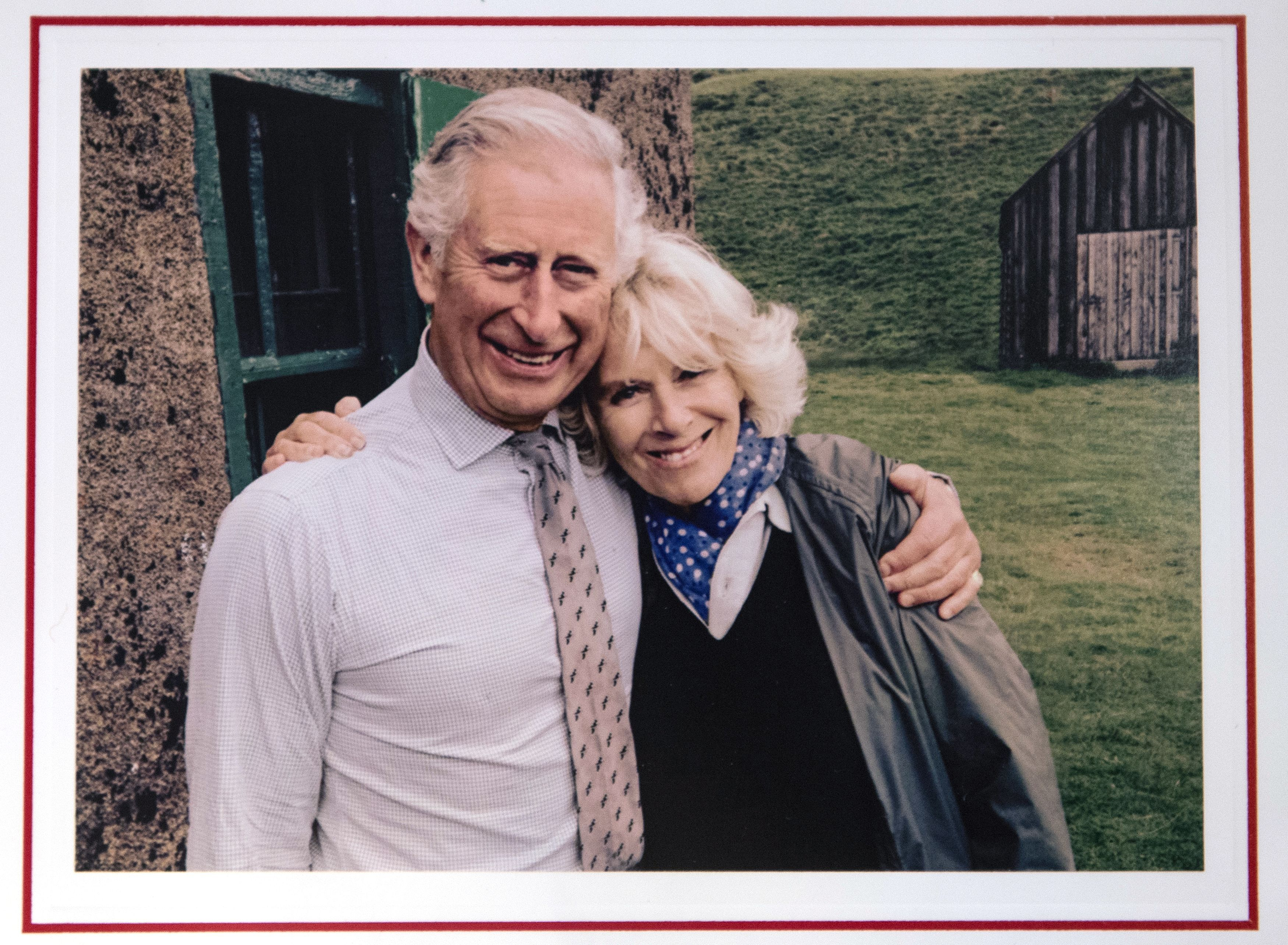 Royal Christmas Card Prince Charles and Camilla 20
