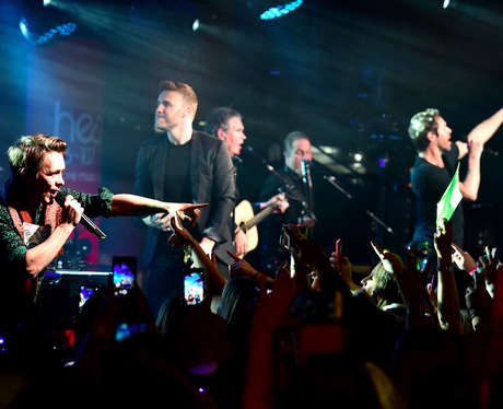 Take That Love Music Live 2015