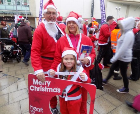 The Hopsice of Francis Santa Dash 2015- After the