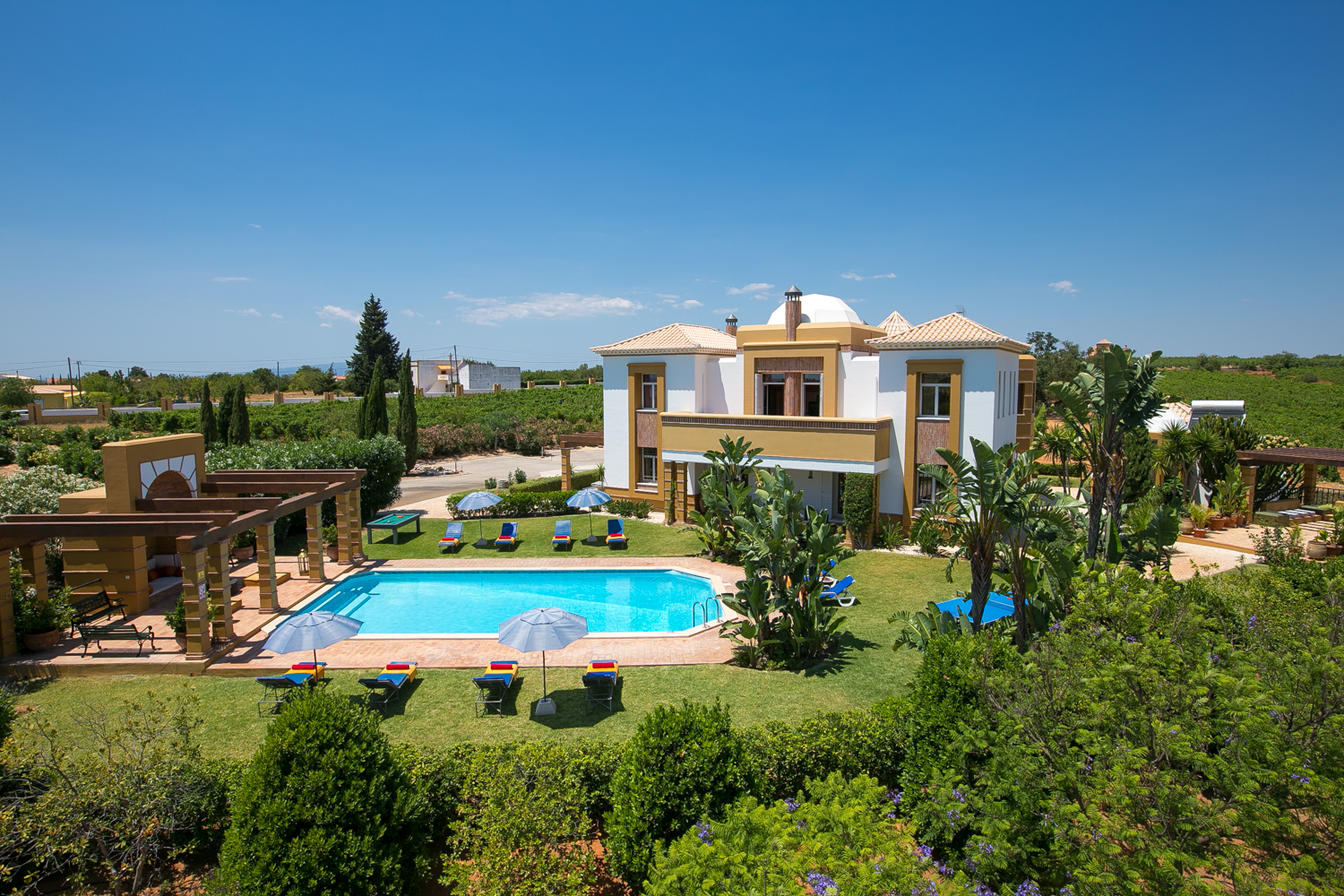 Win A Family Villa Holiday With Villa Plus  Heart