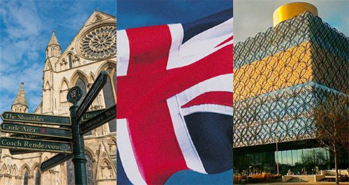 Quiz: What City In The UK Should You Be Living In? - Heart