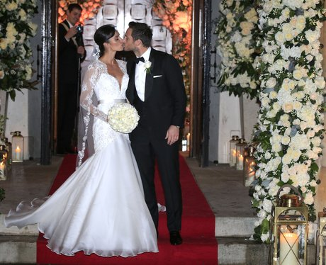 christine bleakley frank lampard wedding PA
